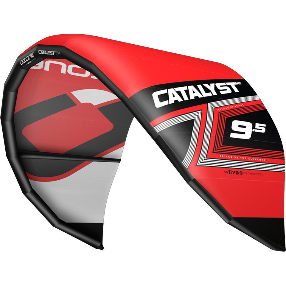 2020 Ozone Catalyst V2 Red