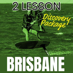 2x Lessons - Discovery Kitesurfing Package at North Brisbane