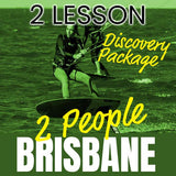 2 People, 2x Lessons - Discovery Kitesurfing Package at North Brisbane