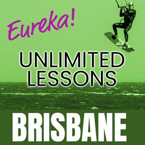 Eureka Learn to Kite Program - Brisbane