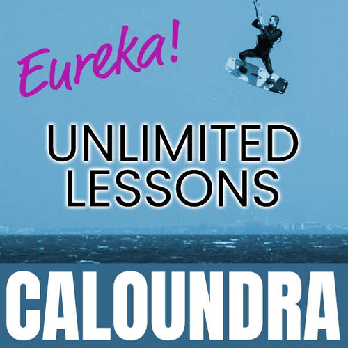 Eureka Learn to Kite Program - Caloundra