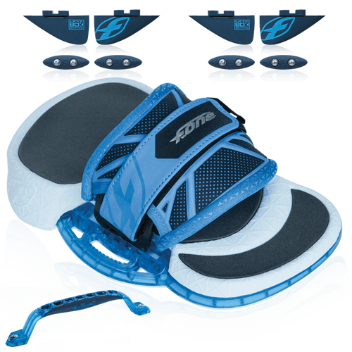 F-ONE PLATINIUM3 BINDINGS 2017 FULL KIT S/M