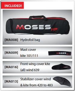 Moses - Comet 111cm Race | Kite