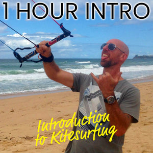Intro to Kitesurfing Lesson