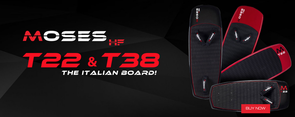 Moses Foil Board T22