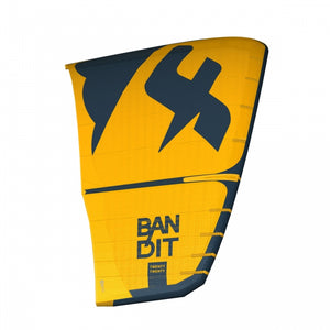 f-one Kiteboarding kitesurfing Bandit side view