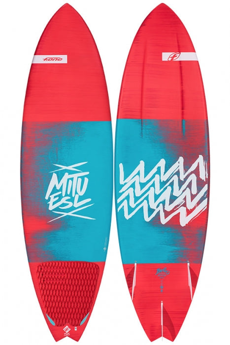 F-ONE SURFBOARD MITU ESL 2019 5'8''