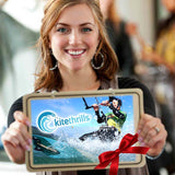 Learn to Kitesurf Lesson Certificate Voucher