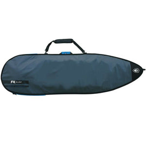 FK 5'3 Allrounder Surfboard Cover In Silver From Far King Surf / Surfing