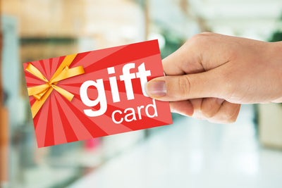 Mega sticker store gift card voucher