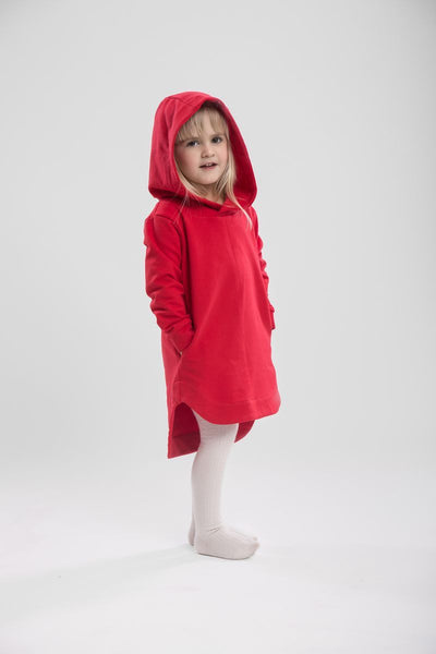 Kids' sweatshirts red