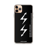 [CUSTOMIZABLE] iPhone Case LTNG | BLACK MATTE - LARS KAIZER