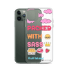 SASSY BY FLUFF ISLAND FOR IPHONE 11 SERIES - LARS KAIZER