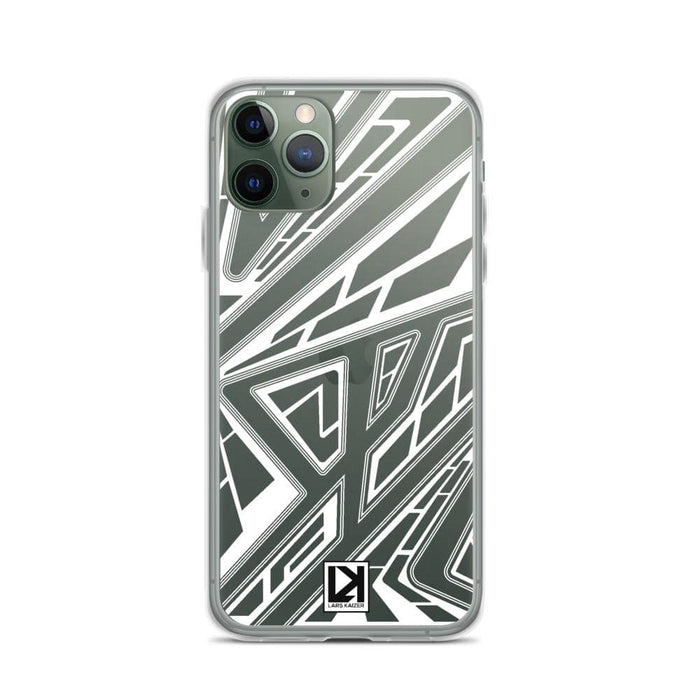 iPhone 11 Series: FRG-03 Case I White - LARS KAIZER
