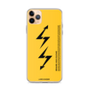 iPhone 11 Series: LTNG-02 Case I YELLOW MATTE - LARS KAIZER