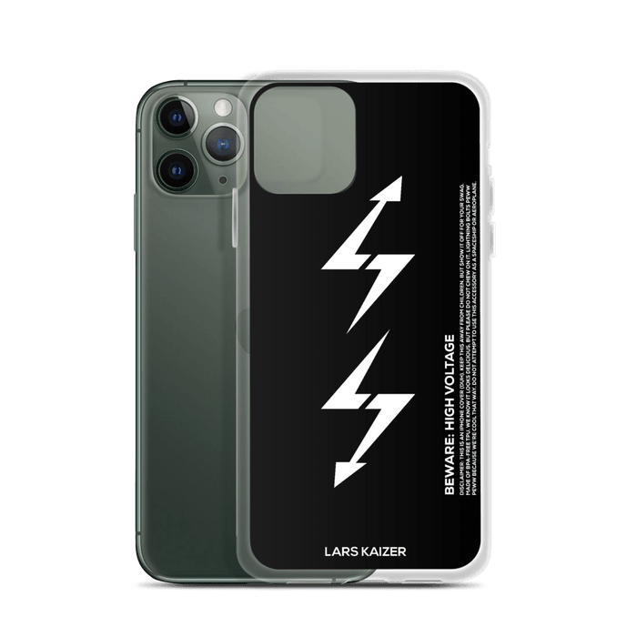iPhone 11 Series: LTNG-01 Case I BLACK MATTE - LARS KAIZER