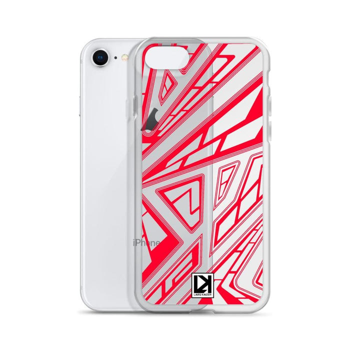 iPhone 7/8 FRG-01 Case | Red - LARS KAIZER
