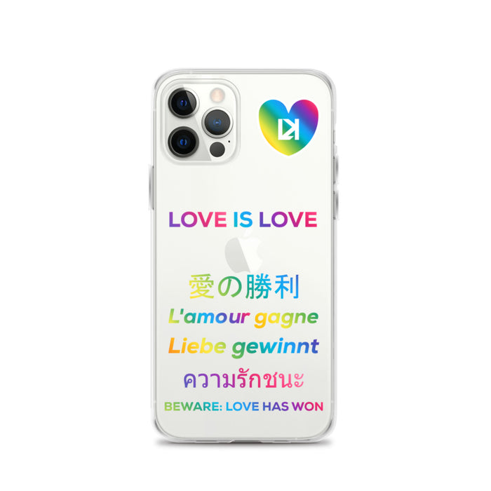 LOVE-01: PRIDE FOR IPHONE 12 SERIES
