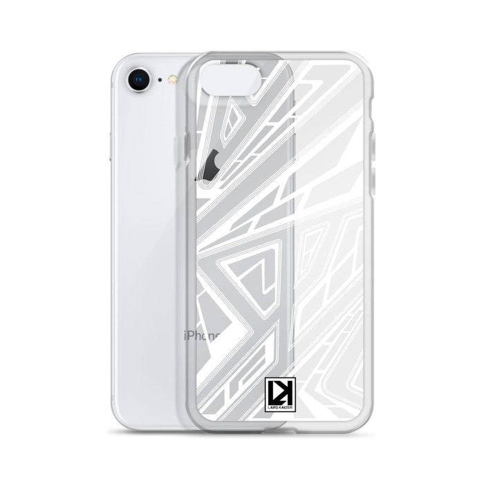 iPhone 7/8 FRG-03 Case I White - LARS KAIZER