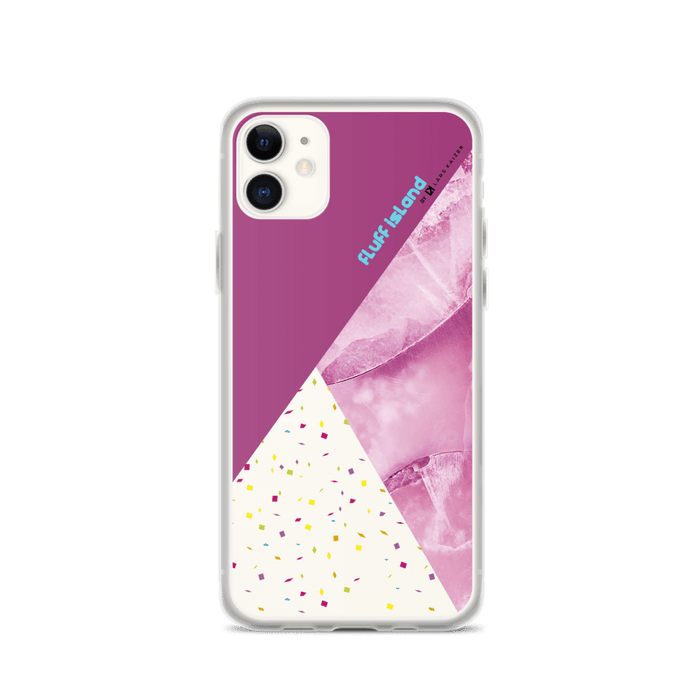 MARBLEFETTI PURPLE BY FLUFF ISLAND FOR IPHONE 11 SERIES