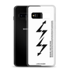 [CUSTOMIZABLE] Samsung Galaxy S10 & S20 LTNG Case | WHITE MATTE - LARS KAIZER