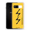 [CUSTOMIZABLE] Samsung S10 & S20 LTNG Case | YELLOW MATTE - LARS KAIZER