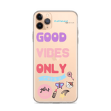 GOOD VIBES BY FLUFF ISLAND FOR IPHONE 11 SERIES