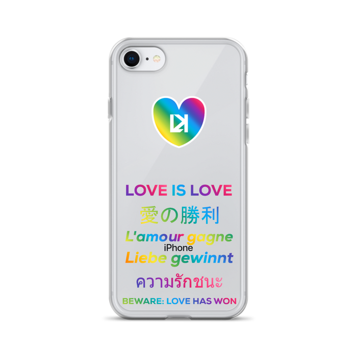 LOVE-01: PRIDE FOR IPHONE SE - LARS KAIZER