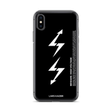 iPhone XS/XR Series: LTNG-01 Case I BLACK MATTE - LARS KAIZER