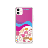 [CUSTOMIZABLE] COLOR-POP PURPLE BY FLUFF ISLAND FOR IPHONE