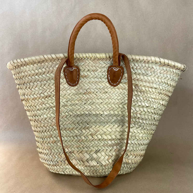 French Basket with double Handles