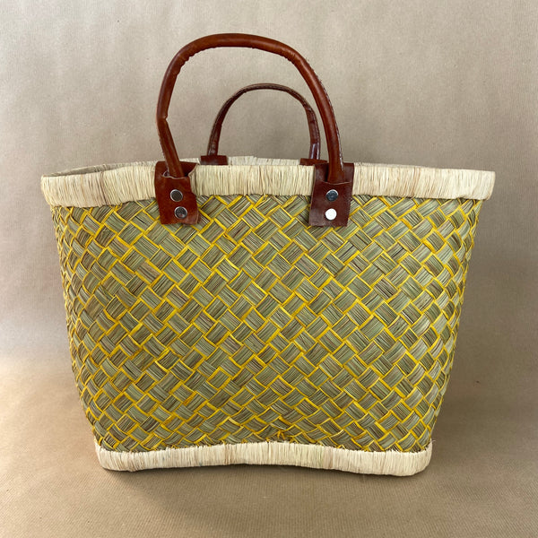 Basket with Handles - Medium