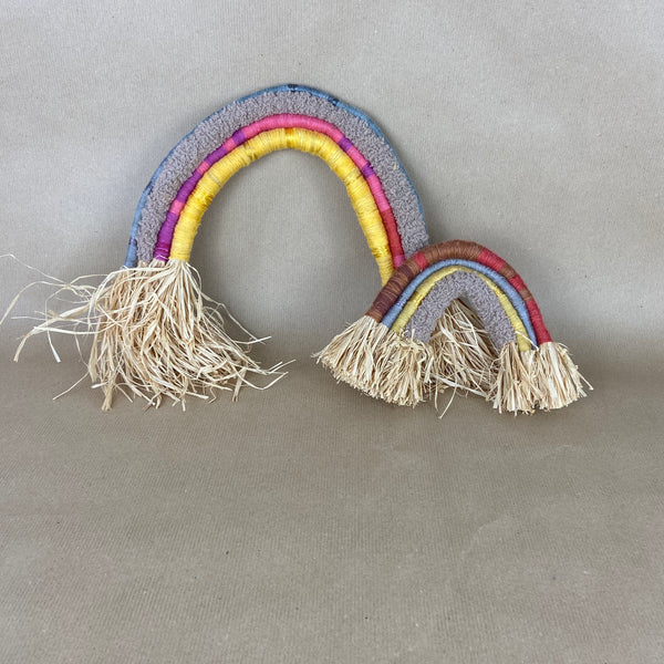 Rainbow Wall Hanging - Medium
