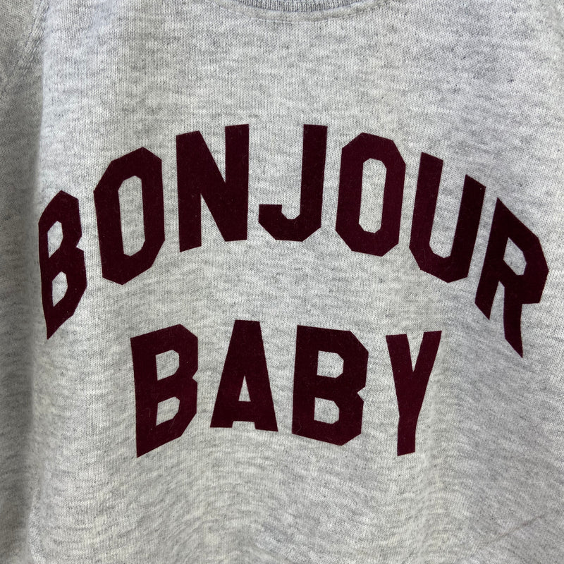Sweater 'BONJOUR BABY'