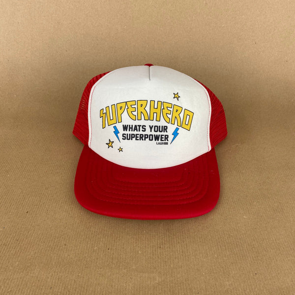 Trucker Hat 'SUPERHERO'