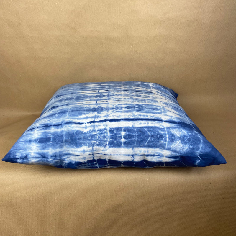 Batik Pillow Blue