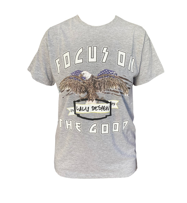 NEW 'FOCUS ON THE GOOD' Shirt