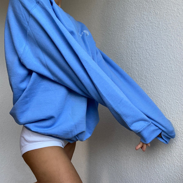 """BABY BLUE"" Sweater"