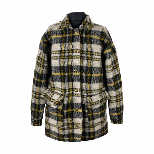 'DALLAS' Flannel Jacket