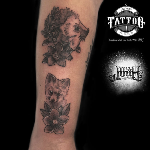 Tattoo in Birmingham | INK + OILS tattoo shop