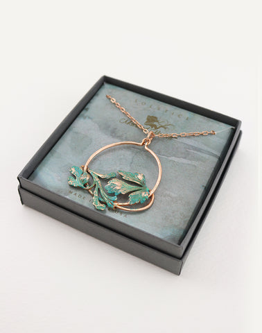 SACRED WOODLANDS NECKLACE - SOLSTICE JEWELRY by Máiréad Nesbitt
