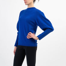 Load image into Gallery viewer, Johnstons of Elgin Tapered Sleeve Cashmere Sweater