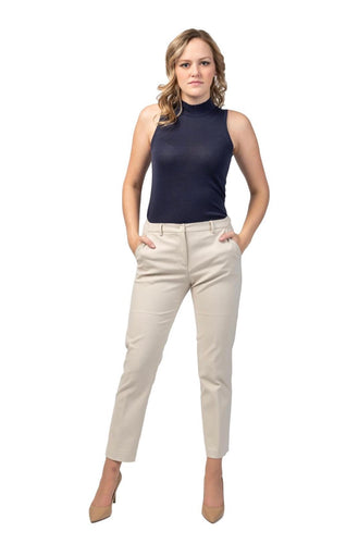 Johnstonsof Elgin Seacotton Camisole