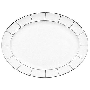 Plato oval Olympus - Excentric - 35 cm