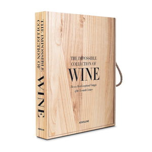 Libro The Impossible Collection of Wine - (Vzla)