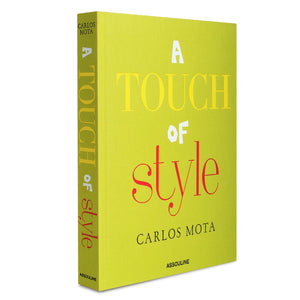 Libro A Touch of Style - (Vzla)