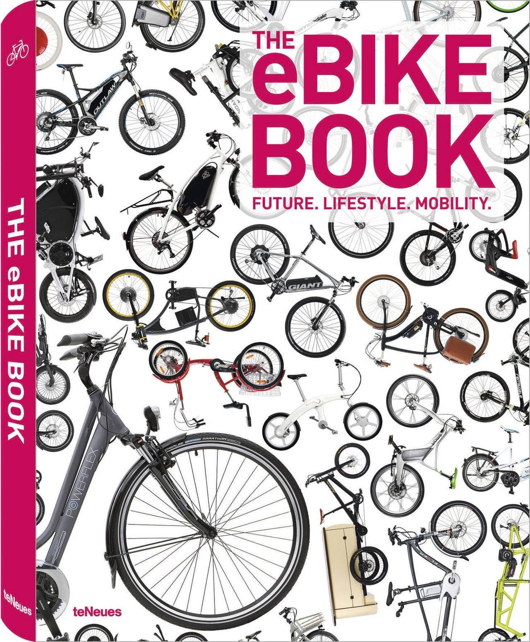Libro The Ebike book - Vzla