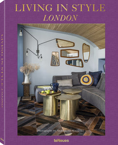 Libro Living in style London - Vzla