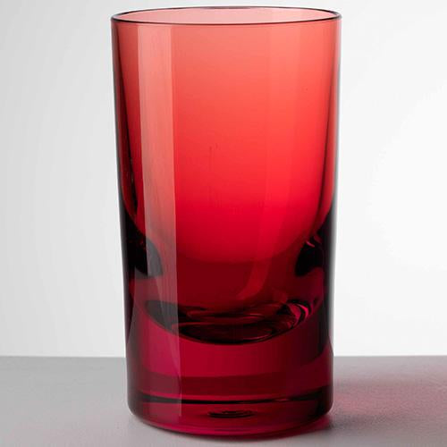 Vaso largo Whiskey - Rojo