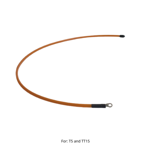 Black Collar Antenna for Garmin T5 and TT15 tracking collars